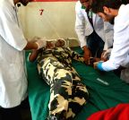 Eight injured in Kashmir grenade attack