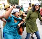 AAP demanding resignation of Y Bhaskar Rao