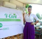 Mumbai: Neha Dhupia unveils PETA's V-Card