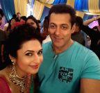 Salman shakes a leg on 'Ye Hai Mohabbatein