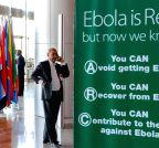ETHIOPIA-ADDIS ABABA-AU SUMMIT-ANTI-EBOLA VIRUS