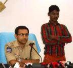 Adilabad: Maoist surrenders