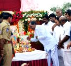 Adilabad: KCR lays foundation stone of 600 MW power plant