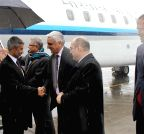 Afghanistan: Jaishankar arrives in Afghanistan