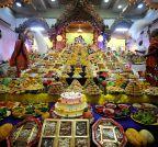 Ahmedabad: Swaminarayan Temple - Diwali