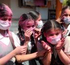 Ahmedabad: Holi celebrations
