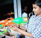 Allahabad: PM Modi sprinklers