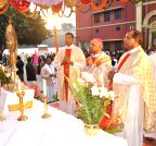 Allahabad: Roman Catholic Diocese of Allahabad celebrates feast of Christ