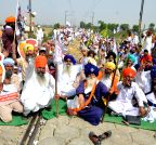 Amritsar: AAP support to Punjab farmers'  demonstration