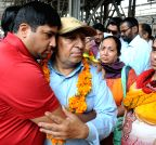Amritsar: People stuck in earthquake hit Nepal return
