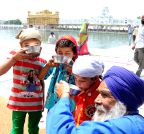 Amritsar: Martyrdom day of fifth Sikh Guru Arjan Dev