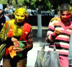 Amritsar: Holi celebrations