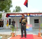 Inauguration of Indain Army Raising of Selection Centre North