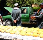 AFGHANISTAN-NANGARHAR-CAPTURED DRUGS
