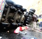 TURKEY-SANLIURFA-CAR ACCIDENT