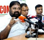 Apurba Kumar Bhattacherjee`s press conference
