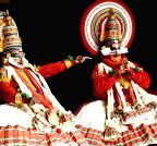 Bengaluru : Kathakali performance