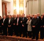 GREECE-ATHENS-POLITICS-NEW CABINET