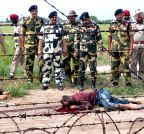 Attari: BSF officials recover 12 kg heroine