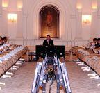 Bangkok: Prayuth Chan-ocha presides a meeting