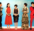 "CHINA-BEIJING-FILM FESTIVAL-""WHERE THE WIND SETTLES""-PRESS CONFERENCE (CN)"