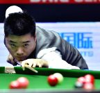 CHINA-BEIJING-SNOOKER-CHINA OPEN
