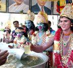 Bengaluru: Ram Navmi celebration