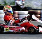 Bengaluru: JK Tyre-MMS Rotax Max Kart Open - Ricky Donison