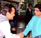 Bengaluru: Kiran Bedi at Greenwood