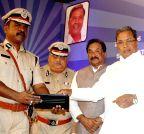 Bengaluru: Siddaramaiah during a programme