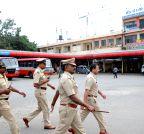 Bengaluru: Security beefed-up in Bengaluru