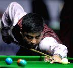 Bengaluru: IBSF World Snooker Championships - Brijesh Damani
