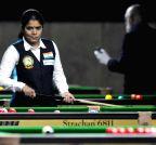 Bengaluru: IBSF World Snooker Championships - Chitra Magimarajani