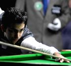 Bengaluru: IBSF World Snooker Championships - Pankaj Advani