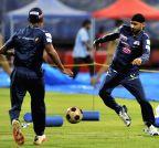Bengaluru: Mumbai Indians - practice session