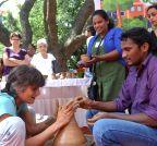 Bengaluru : Senior Citizens participation Anandam programme