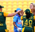 Bengaluru: South Africa Women v/s India Women One-Day International