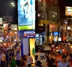 Bengaluru: Lights on during the Earth Hour 2015