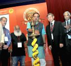 Bengaluru: Ananth Kumar during conference on  `WOOD IS GOOD - Current Trends and Future Prospects in Wood Utilisation`