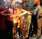 Bhopal: Bajrang Dal demonstration against `PK`