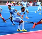 Bhubaneswar: Hockey Test Series - India vs Japan