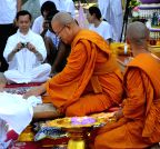 Bodhgaya: Buddhist nuns participate in a religious programme
