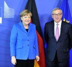 BELGIUM-BRUSSELS-EU-MERKEL