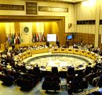 EGYPT-CAIRO-ARAB LEAGUE-MILITARY-MEETING