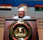 EGYPT-CAIRO-LIBYA-TRIBES-CONFERENCE