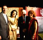 Gurgaon: Indiana University - opening ceremony
