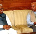 Chandigarh: FCI chairman calls on Haryana CM