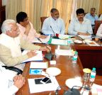 Chandigarh: Haryana CM during the 26th Mewat Development Board