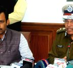 Chandigarh: Haryana DGP's press conference