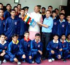 Chandigarh: Haryana Governor flags-off All India Sainik Schools Mountaineering Expedition